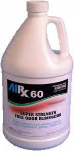 AirX 60. Erittäintehokas hajun poistaja. Tuoksun poistaja. Tehokas sellainen.