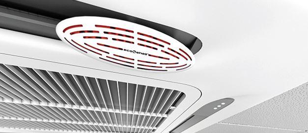 Ilmastointilaitteet eteen asennettava ilmanraikastin. Näin saat helposti hyvän tuoksun tilaan.
